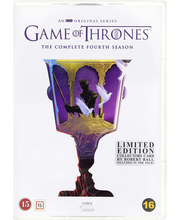 Dvd Game Of Thrones 4