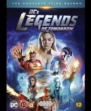 Dvd Legends Of Tomorrow