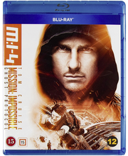Bd Mission Impossible 4