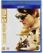 Bd Mission Impossible 5