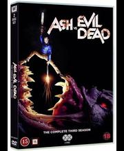 Dvd Ash Vs Evil Dead 3