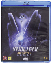 Bd Star Trek Discovery
