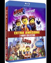 Bd Lego Movie 1+2
