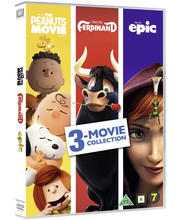 Dvd 3-Movie Collection