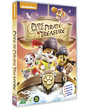 Dvd Paw Patrol Pups And