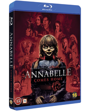 Bd Annabelle Comes Home
