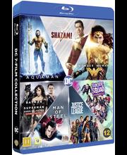 Bd Dc Comics 4-Film Col