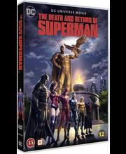 Dvd Death & Return Of Su