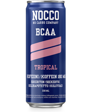 NOCCO BCAA 330ml Tropical