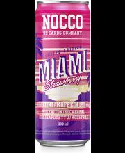 330ml BCAA Miami Straw...