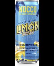330ml NOCCO BCAA Limon Del Sol