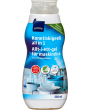 Konetiskigeeli 600 ml