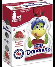 Danonino GO! 4x70g man...