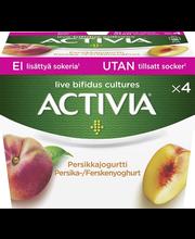 Activia 4x125g persik,...