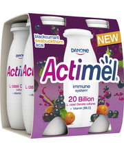 Actimel 4x100g musth-t...