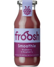 Froosh Mustikka & Vadelma smoothie 250ml