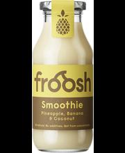 Froosh Ananas, Banaani & Kookos smoothie 250ml