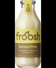 Froosh Ananas, Banaani & kookos smoothie 750ml