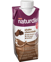 Naturdiet 330ml suklaa shake