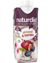 Naturdiet 330ml Almond...