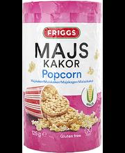 Friggs 125g maissikakku popcorn