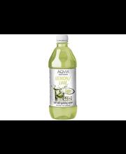 Aqvia soda flavour 580ml sitruuna/lime light virvoitusjuomatiiviste