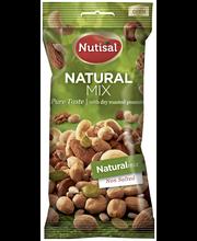 Nutisal 60g Natural Mix pähkinäsekoitus