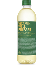 Vitamin Well 500ml Prepare PET