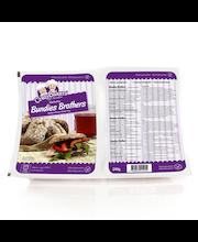 CrazyBakers of Sweden Gluteenittomat Tummat sämpylät 240 g