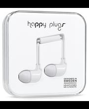 HAPPY PLUGS IN-EAR WHI...