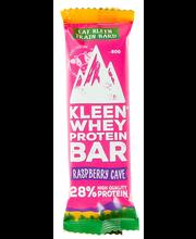 Kleen Raspberry Cave 60g proteiinipatukka