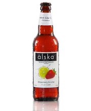 Älska Strawberry Lime