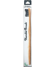 Humble Brush 1kpl Adults Soft Bristle Black Hammasharja