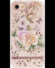 Richmond & Finch suojakuori kukka-perhos kuvioinnilla iPhone 6/6S/7/8