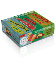 Pop Fruits 6x40g Multipack Mango, Ananas & Vesimeloni