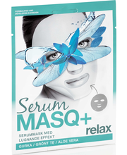 SerumMasq+ 23ml Relax Rauhoittava kangasnaamio