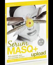 SerumMasq+ 23ml Upload Piristävä kangasnaamio