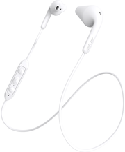 Defunc bt earbud plus hybrid valkoinen