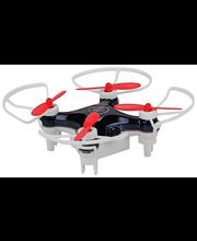2Fast2Fun NanoSpy Drone FPV kamerakopteri, valkoinen