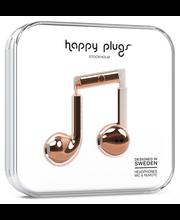 Happy Plugs Earbud Plus Rose gold