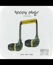 Happy Plugs In-Ear kuulokkeet vihreä