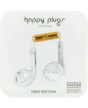 Happy Plugs In-Ear kuulokkeet valkoinen