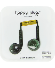 Happy Plugs In-Ear kuulokkeet vihreä