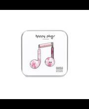 Happy Plugs Earbud Plus Pink Marble