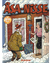 Åsa-Nisse Julalbum kirja
