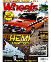 Wheels aikakauslehdet