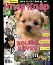 Knep & Knåp aikakauslehdet