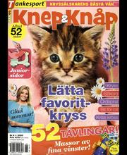 Knep & Knåp aikakauslehti