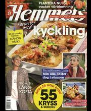 Hemmets Veckotidning aikakauslehti