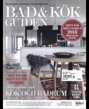 Bad & Kök Guiden aikakauslehdet
